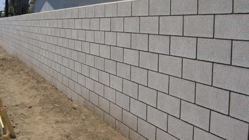Cinder block sealers and how to seal cinder block walls - Sealing exterior cinder block walls ...