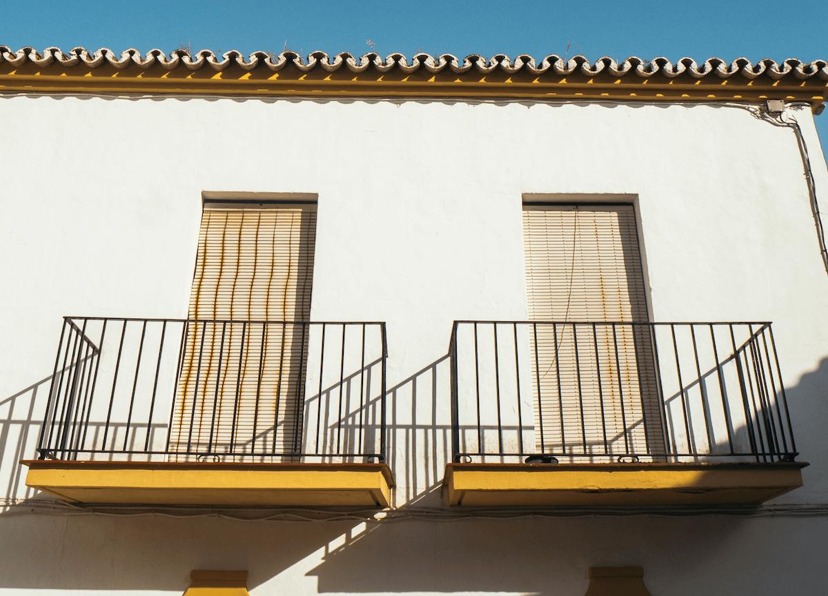 concrete balcony restoration